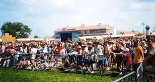 concert barricade