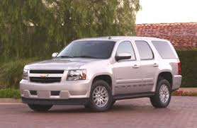 chevy tahoe 3rd row seat