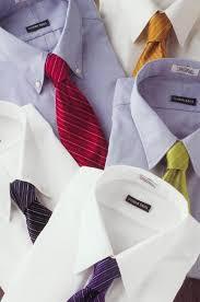 dress shirt and ties