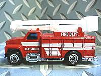 matchbox fire