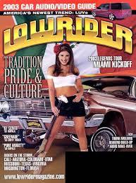 lowriding magazine