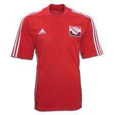 trinidad soccer shirt