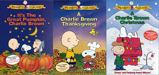 charlie brown holiday