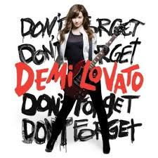 demi lovato don t for get