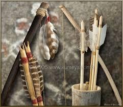 bow an arrows