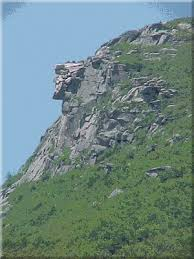 old man of the mountain memorial
