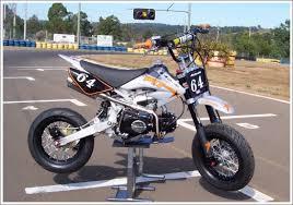 pocket bike dirt