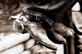 rodeo cowboy boots