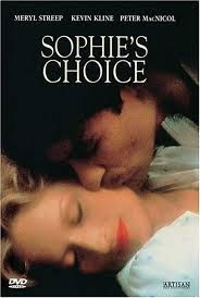 sophies choice movie