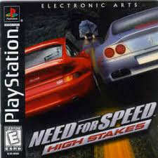 need for speed high stakes playstation