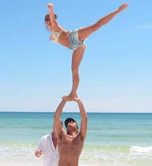 coed cheerleading