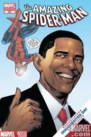 barack obama comics