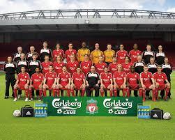 liverpool fc team photo