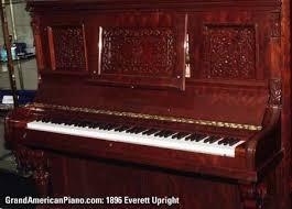 everett pianos