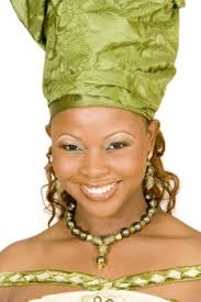 african beauty pageant