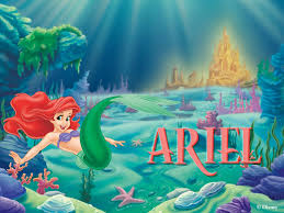 disney princesses ariel