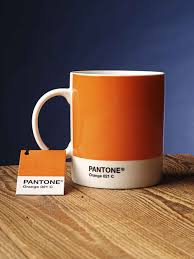 orange pantone