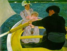 the boating party cassatt