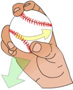 baseball sliders