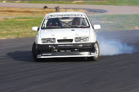 ford sierra drift