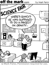 cartoon science lab