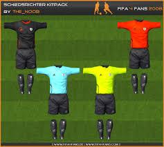 referees kits