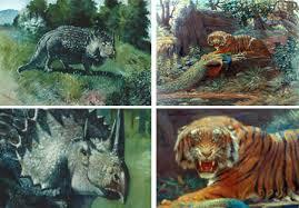 some extinct animals