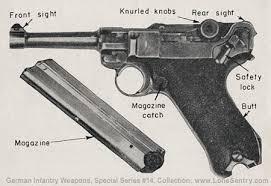 german luger pistols