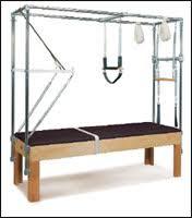 pilates trapeze