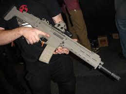 cool assault rifles
