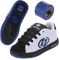blue heelys