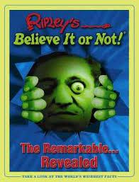 ripleys believe it or not book