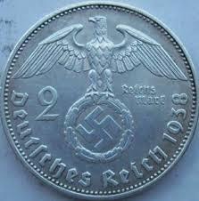 hitler coins