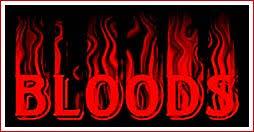 bloods graffiti