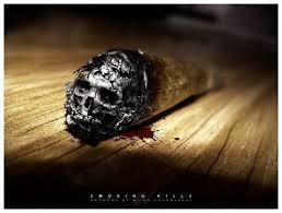 anti smoking advertising