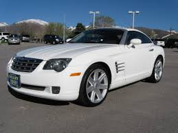 chrysler crossfire white