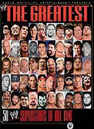 all the wrestlers