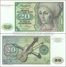 money in germany
