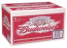 budweiser box