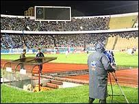 football in bolivia