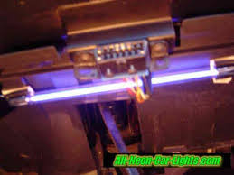 interior neon tubes