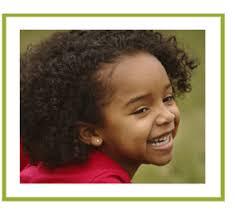child hair care