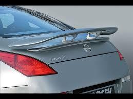 350z rear wing