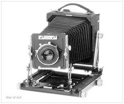 sinar large format camera