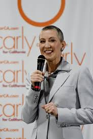 Former HP CEO Carly Fiorina