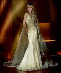saint patrick wedding dress