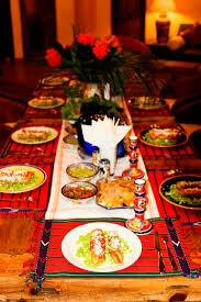 fiesta dinner