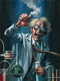 mad scientist movie