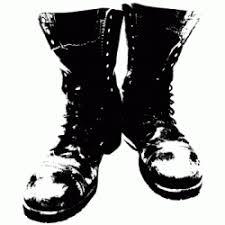 combat boots punk