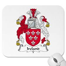 ireland crests